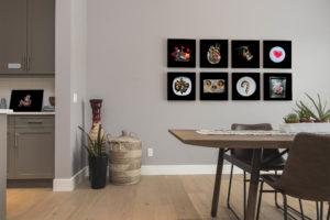 Bok, bilder, kunst limited edition. Vårt daglige svinn - En familie, 365 dager med matsvinn. Veggbilder fra vår nettbutikk