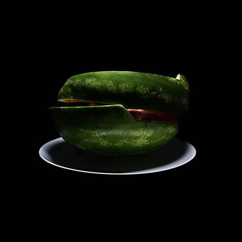 kunst - vannmelon